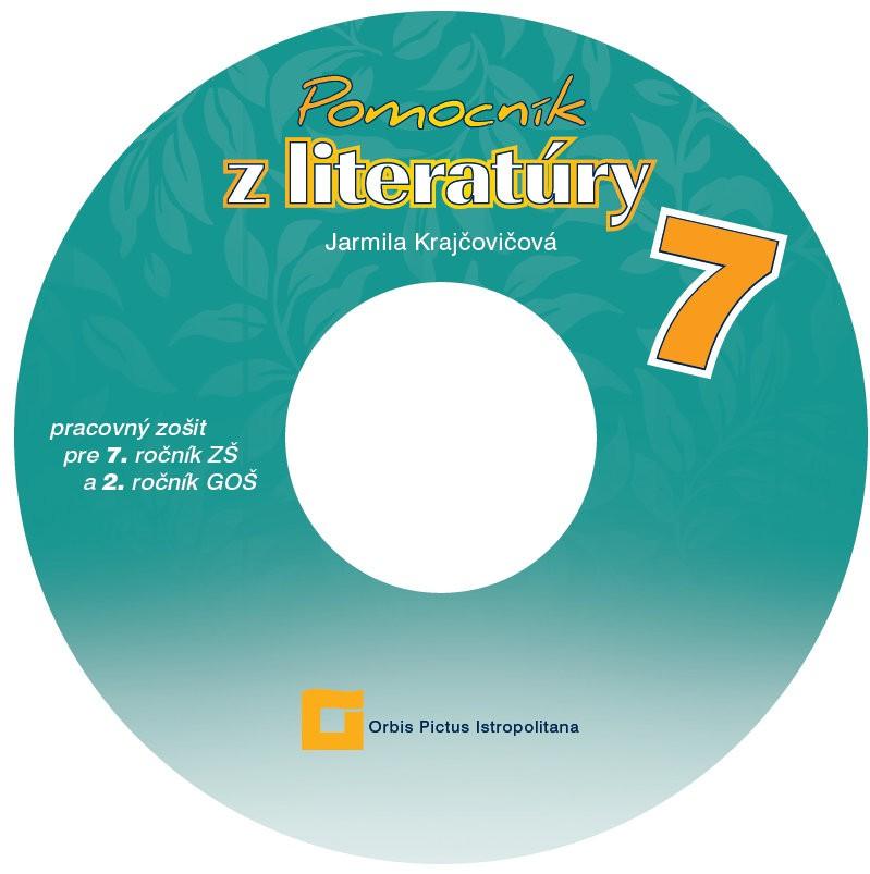 Náhľad: Pomocník z literatúry 7 - CD pre interaktívne tabule