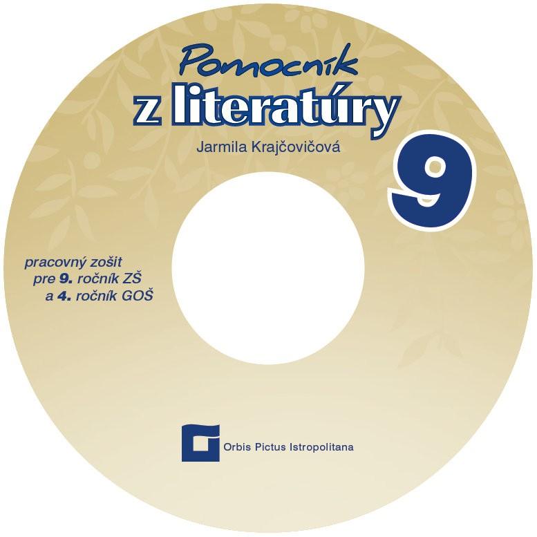 Náhľad: Pomocník z literatúry 9 - CD pre interaktívne tabule