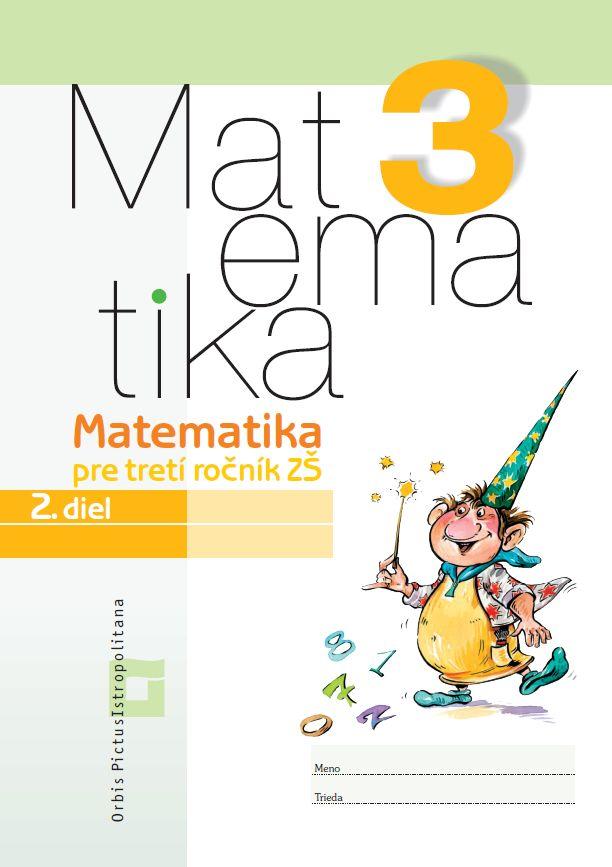 Náhľad: Matematika 3 - Pracovný zošit - 2. diel