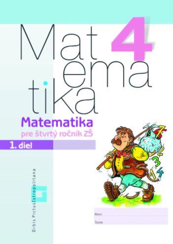 Náhľad: Matematika 4 - Pracovný zošit - 1. diel