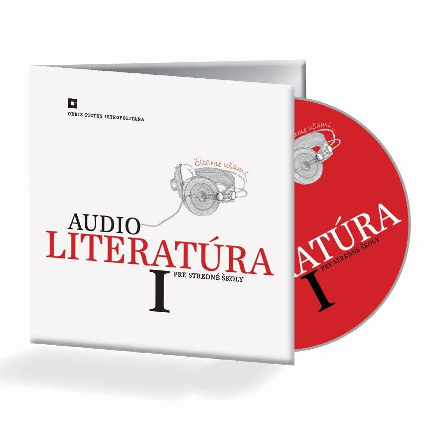 Náhľad: Literatúra 1  CD - Čítame ušami
