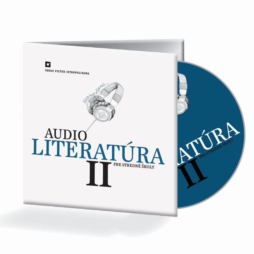 Náhľad: Literatúra 2  CD - Čítame ušami