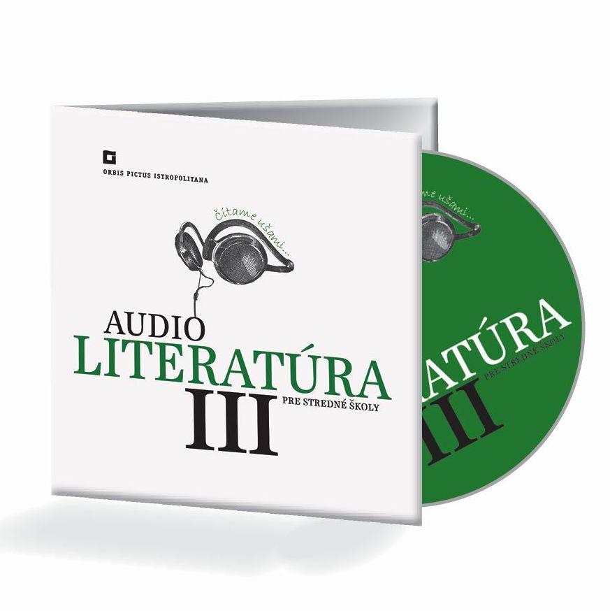 Náhľad: Literatúra 3  CD - Čítame ušami