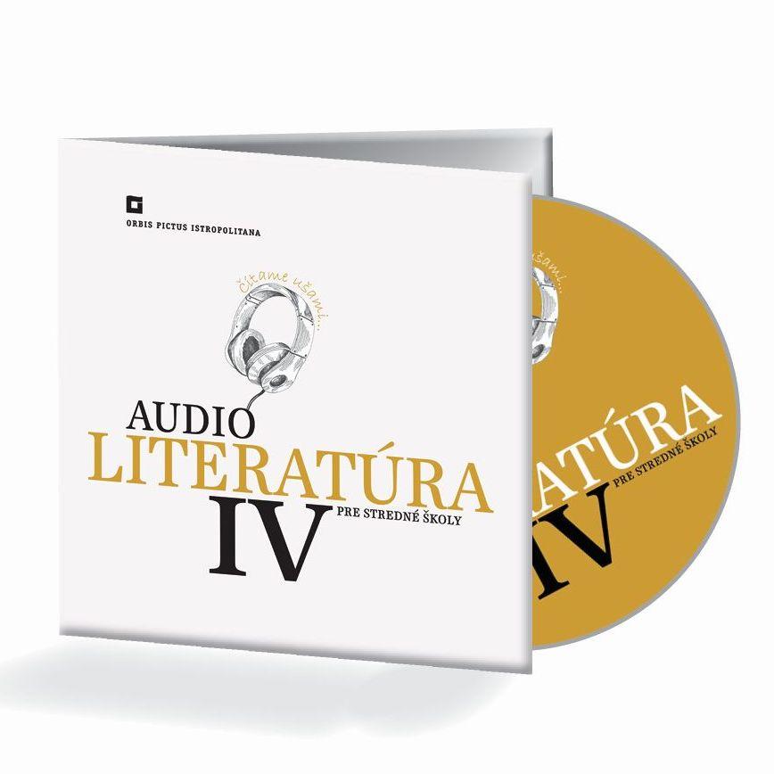 Náhľad: Literatúra 4  CD - Čítame ušami
