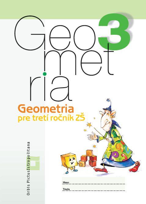 Náhľad: Geometria 3 - Pracovný zošit