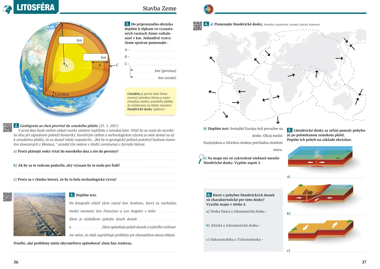 Náhľad: Geografia pre 5. ročník ZŠ - SVET (2)