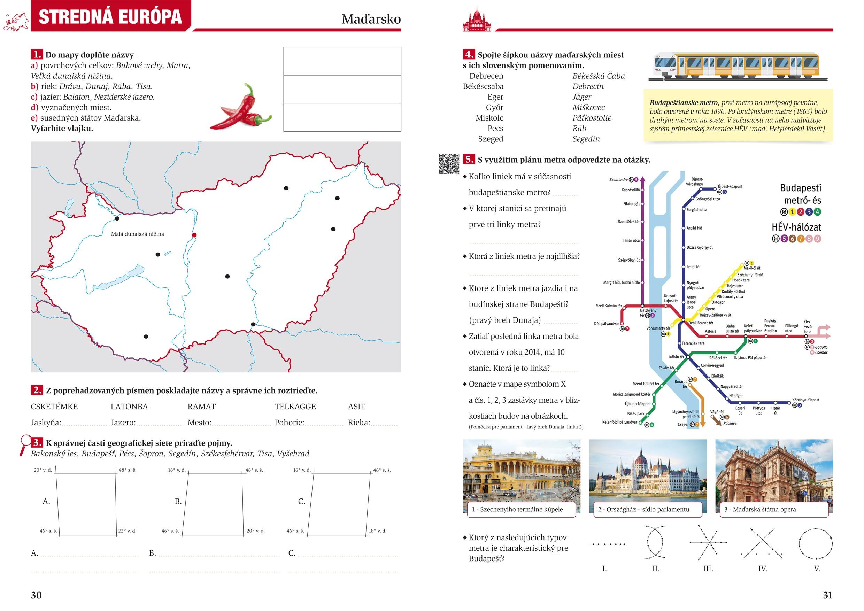 Náhľad: Geografia pre 5. ročník ZŠ - SVET (3)