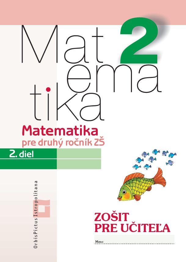 Náhľad: ZPU - Matematika pre 2. roč. ZŠ - 2. diel