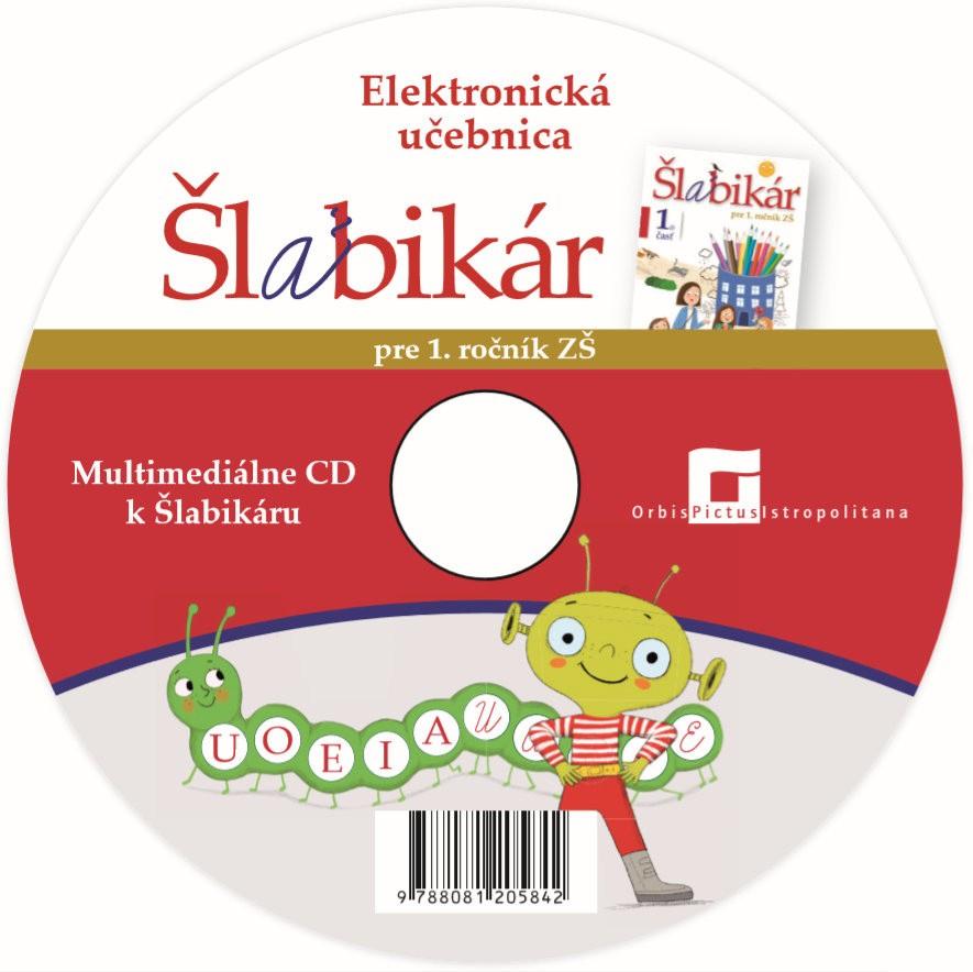 Multimediálne CD k šlabikáru L. Virgovičovej