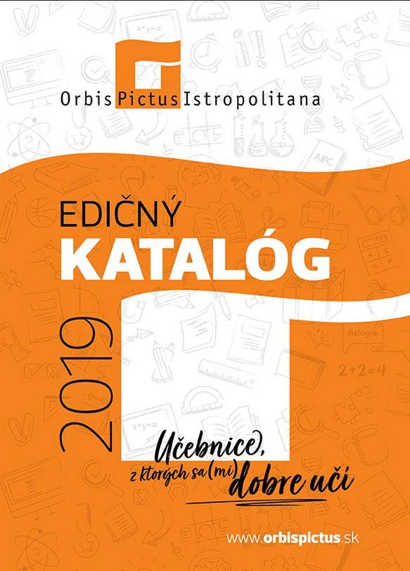 Edičný katalóg 2019