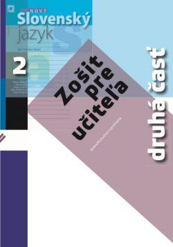 Náhľad: ZPU - Nový Slovenský jazyk pre SŠ 2. roč. - 2. časť