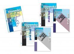 V predaji je už aj kompletná sada stredoškolskej slovenčiny pre druhákov