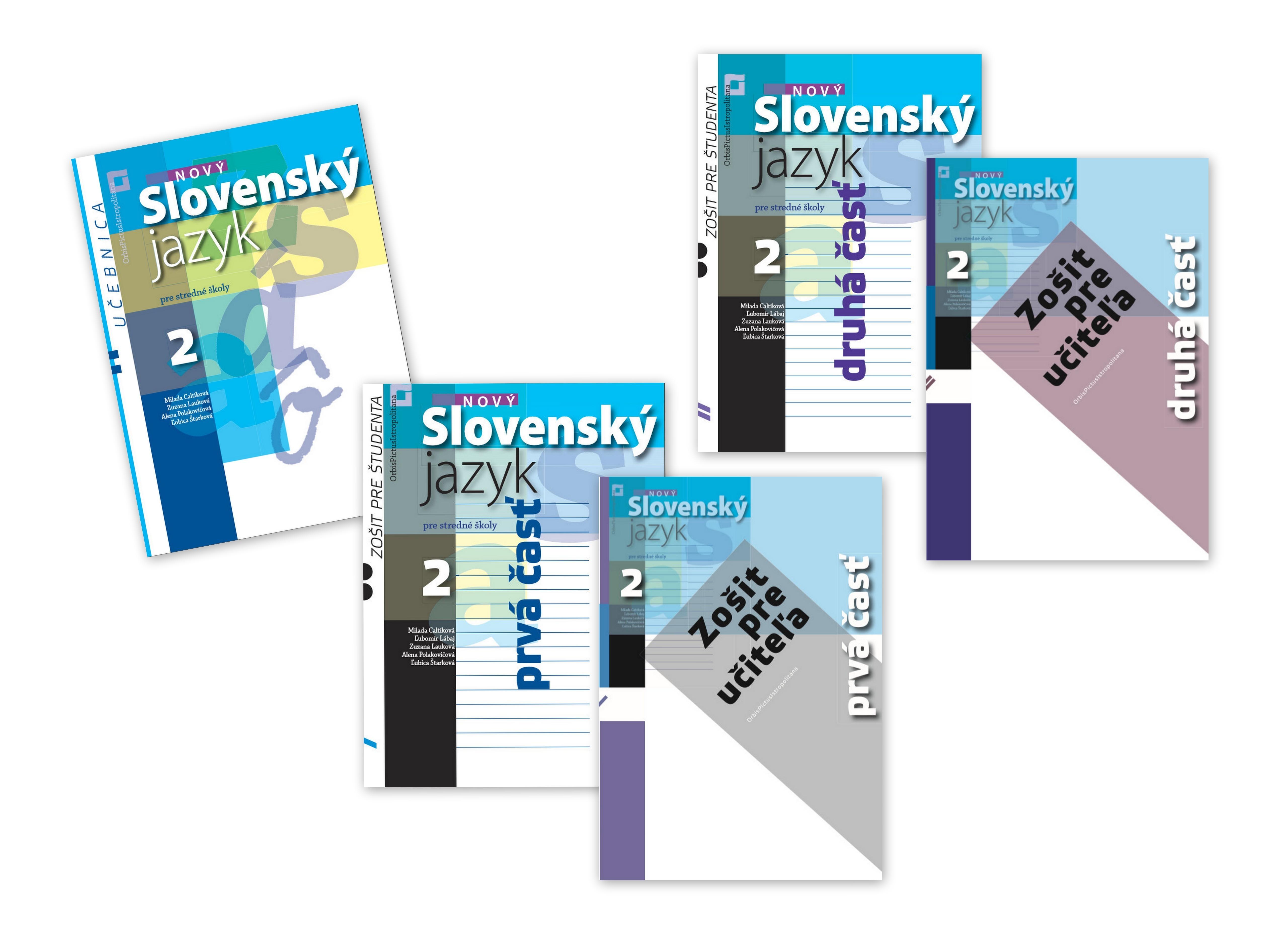 Nový Slovenský jazyk pre SŠ