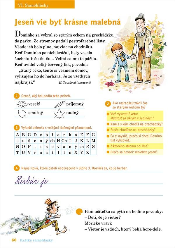 Náhľad: Nový slovenský jazyk pre 2. roč. ZŠ (4)