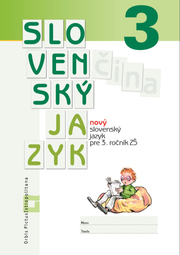 Náhľad: Nový slovenský jazyk pre 3. roč. ZŠ