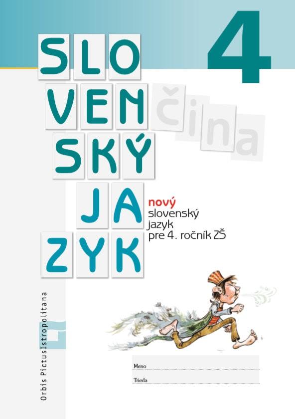 Náhľad: Nový slovenský jazyk pre 4. roč. ZŠ