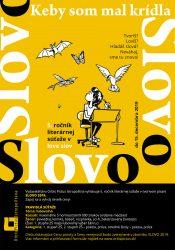 Už o pár dní vyhlasujeme 5. ročník literárnej súťaže SLOVO