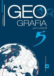Geografia pre 5. ročník ZŠ – učebnica