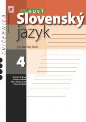 Nový Slovenský jazyk pre SŠ 4. roč. – Zošit pre študenta